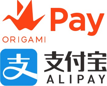 Origami Pay, Alipay