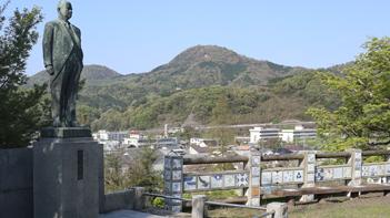 陶板の道・陶祖ヶ丘